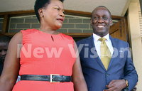 Mukula's wife defends him over girlfriend link