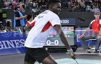 Ekiring seeks third consecutive badminton title