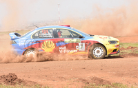 Driver Ssebuguzi needs 140 points to win rally title
