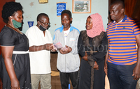 Kampala High School old students help ex-Cranes star Obadiah