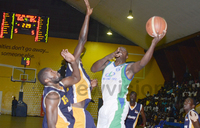 Betway Power look the part, tame oilers in game one
