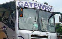 Bus intercepted over passengers from Nairobi