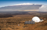 Mars mission isolation experiment ends