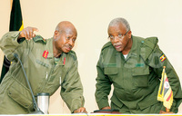 Mbabazi let me down, says Museveni