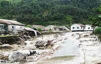 River Nyamwamba spills wrath