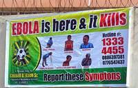 Senegal closes border as UN warns on Ebola flare-up