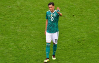 Mesut Ozil - from integration poster boy to racism storm