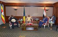 E. African leaders meet as S.Sudan peace deadline looms