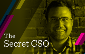 Secret CSO: Travis Ruff, Amperity