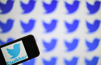 Twitter staff told to work from home over virus fears