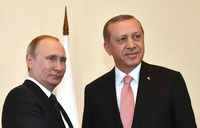 Turkey offers Russia joint operations against IS in Syria