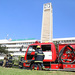 KCCA gives Police firefighting trucks