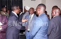 Katikkiro warns County chiefs on partisan politics