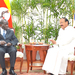 Ssekandi roots for stronger ties with India