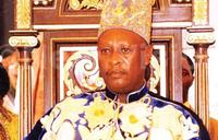 Omukama Iguru leaves royal commission in charge