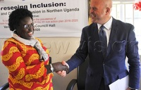 Northern Uganda gets shs.6.5b Eye and Disability Inclusion Health Project