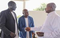 Museveni, Lango chief hold talks