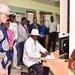 Museveni visits Kadaga in Nairobi