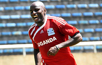 Massa out of injury, feels ready for Zambia tie
