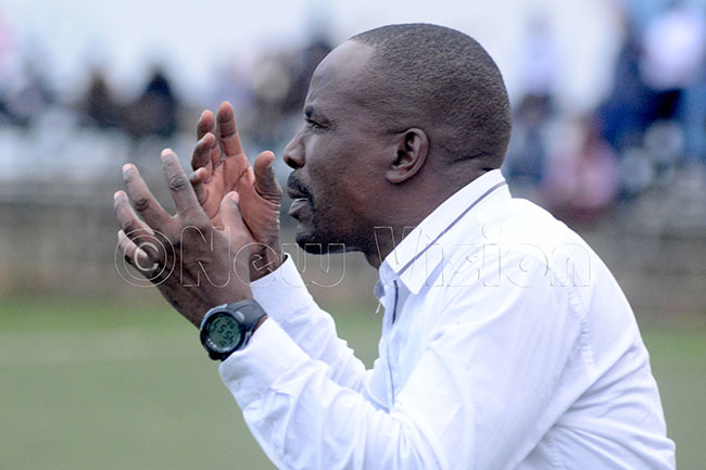ubiru was left frustrated by the backtoback defeats