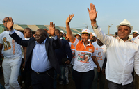 Ouattara seeks strong legislative majority as I.Coast votes