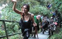 Moreno reaches Mt. Rwenzori summit - UWA
