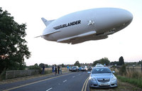World's largest aircraft damaged in crash landing