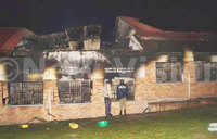 Past school fires in Uganda