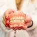 Caution: remove false teeth before surgery