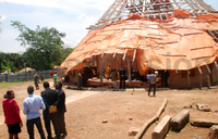 Kasubi tombs to be completed by end of 2016