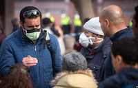 Italy virus toll leaps as global deaths pass 6,000