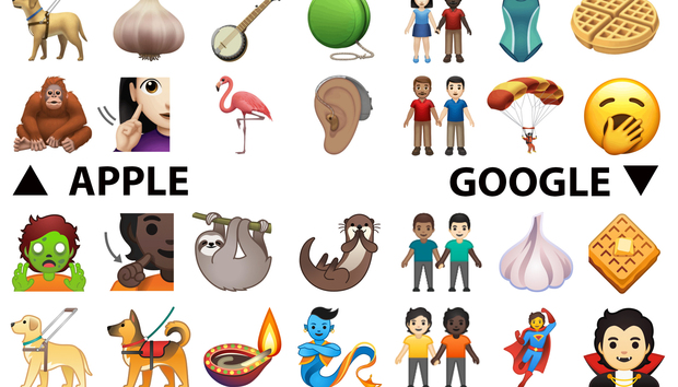 Emoji are getting more inclusive on your iPhone and Android phone—even if you're a vampire