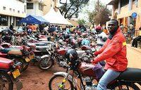 Bodaboda registration kicks off in Kampala