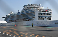 'Captain Courageous' calms nerves on coronavirus cruise