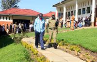 Besigye Rukungiri case adjourned to next year