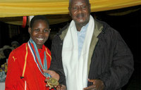 Go team Uganda