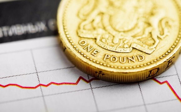 Sterling fell 0.5% in trading on Tuesday