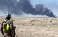 Iraqi forces poised for final Tikrit assault