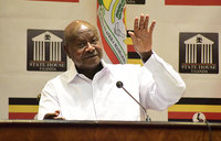 Museveni highlights priorities for 2019