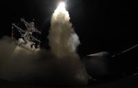 US strike killed 4, nearly destroyed Syria base: monitor