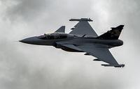 Brazil picks Sweden's Gripen for its air force
