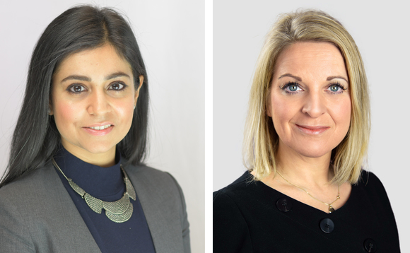 Nikita Singhal and Jennifer Anderson of Lazard Asset Management