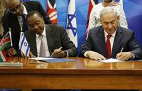 Netanyahu pledges 'terrorism' cooperation with Africa