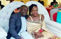 Man drowns in falls, leaves bride in tears