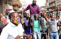 Universal village gets NRM flag bearer