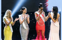 Miss Kenya finishes 4th in Miss World 2016