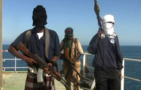 Somali piracy is down, not out