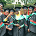 Makerere unveils customized graduation gown