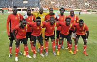 Uganda Cranes in Tunis for friendly match