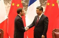 Macron to galvanise EU on China on Xi visit